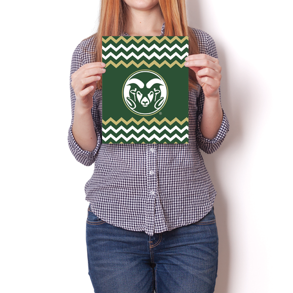 Colorado State Rams - Chevron