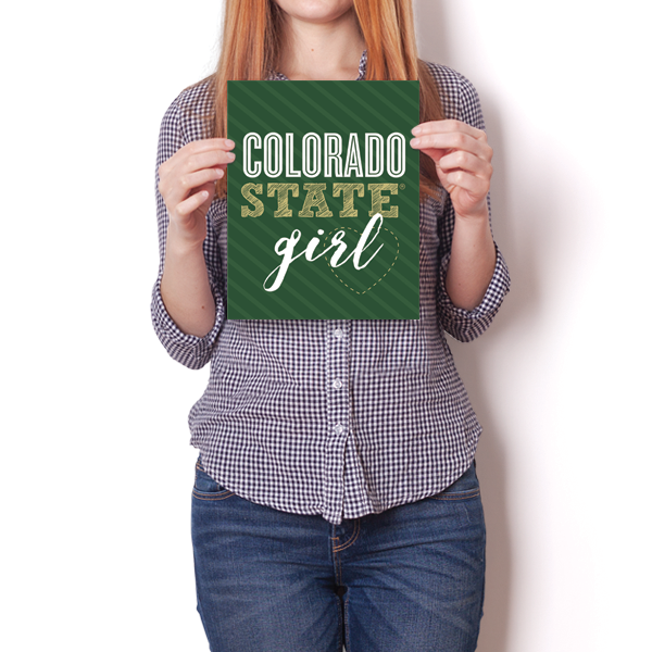 Colorado State Girl
