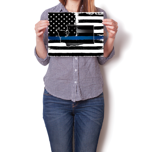 Thin Blue Line - Washington