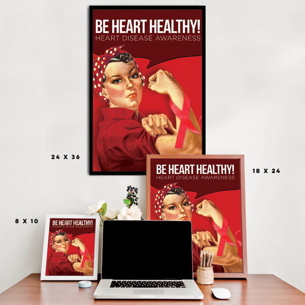 Be Heart Healthy - Rosie