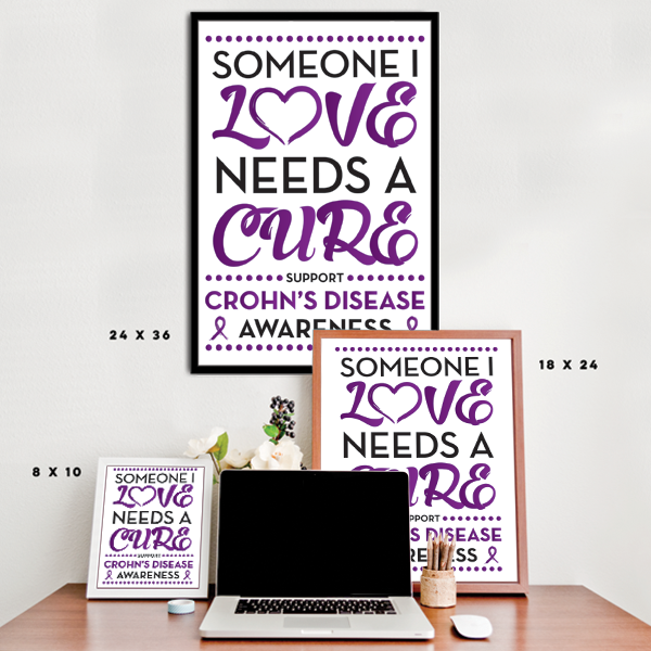 Crohn's Disease - Someone I Love