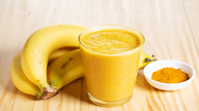 Recipe With Aloe Vera: Anti-Inflammatory Turmeric Smoothie
