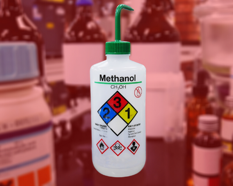 Methanol Used In Hand Sanitiser Manufacturing Process