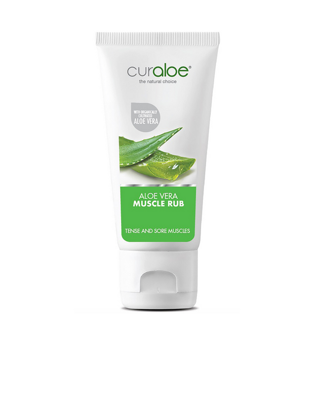 Curaloe Aloe Vera Muscle Rub 75ml