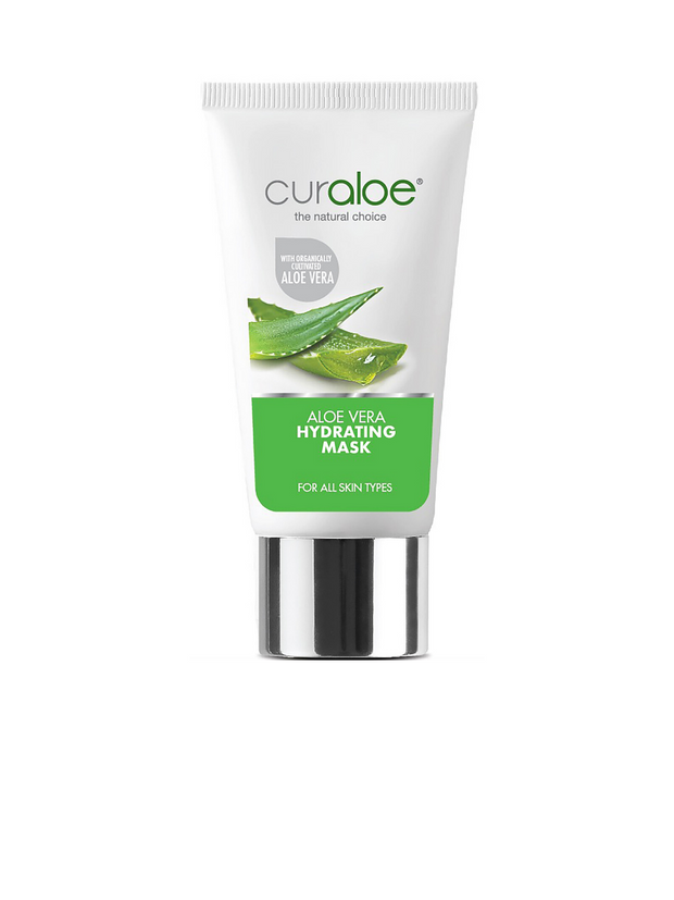 Curaloe Aloe Vera Hydrating Mask 50ml