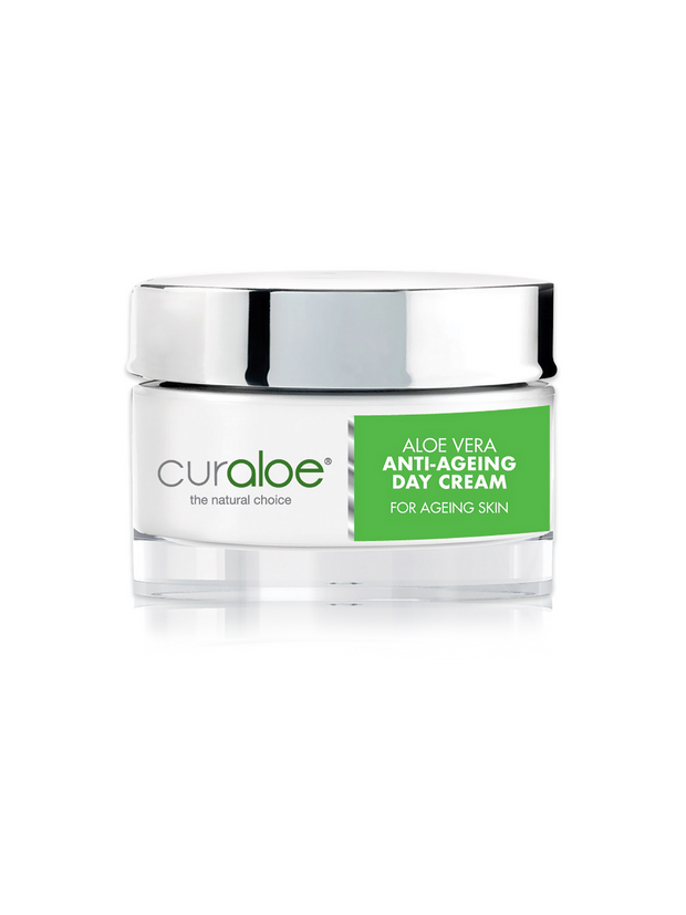 Curaloe Aloe Vera Anti-Ageing Day Cream 50ml