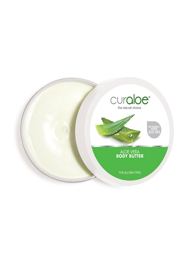 Best Body Butter in South Africa- Curaloe Aloe Vera Body Butter 250ml
