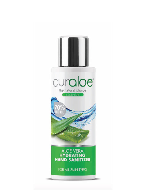 Curaloe Hydrating Waterless Hand Sanitiser 100ml