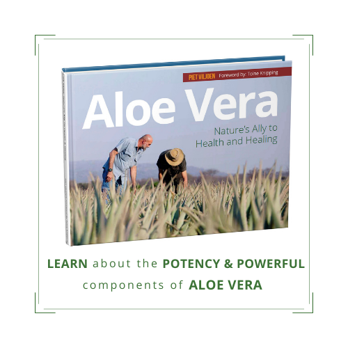 Aloe Vera: Nature's Ally to Health and Healing by Piet Viljoen
