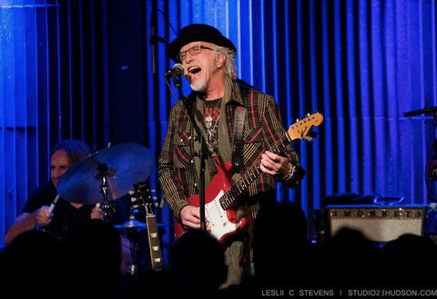 Brad Whitford 3 Monkeys Amps
