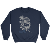 AVL Threads Retro Tape Crewneck Sweatshirt