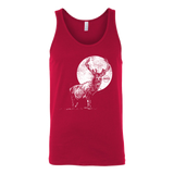 AVL Threads Moon Deer Unisex Tank