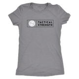 HDS Combat Athlete Women's Triblend Tee