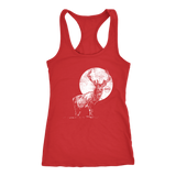 AVL Threads Moon Deer Racerback Tank