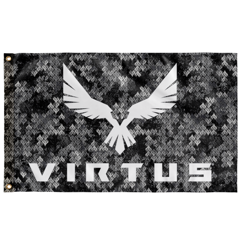 "VIRTUS ""EKHO"" 5X3 FLAG"