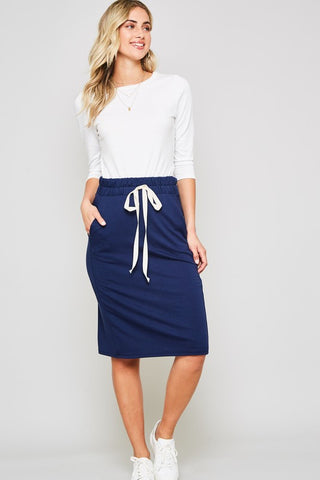 Super Comfy Skirt (2 Colours)
