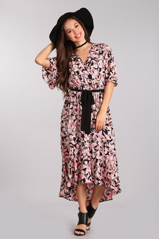 The Bloom Floral Dress