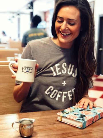 Jesus & Coffee Tee