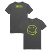 Smiley Tee - Grey