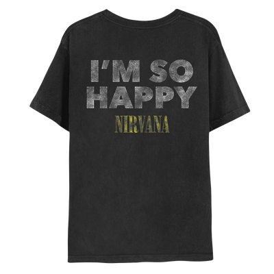 I'm So Happy Smiley Tee