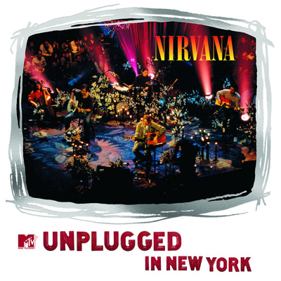 Unplugged Limited Edition Colored 2xLP-Nirvana