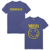 Everyone Is Gay Smiley Tee - Denim - Nirvana