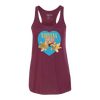 Women's Flower Box Tank - Nirvana