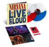Live and Loud Colored 2XLP - Nirvana