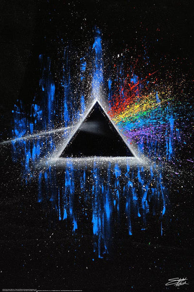 """Dark Side of the Moon"" Poster"