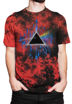 "Pink Floyd ""Darkside of the Moon"" Garment Dye T-Shirt"