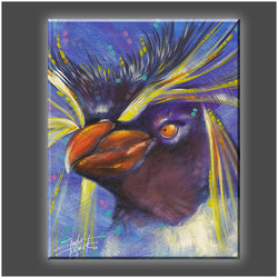 """Rock Hopper"" Canvas"