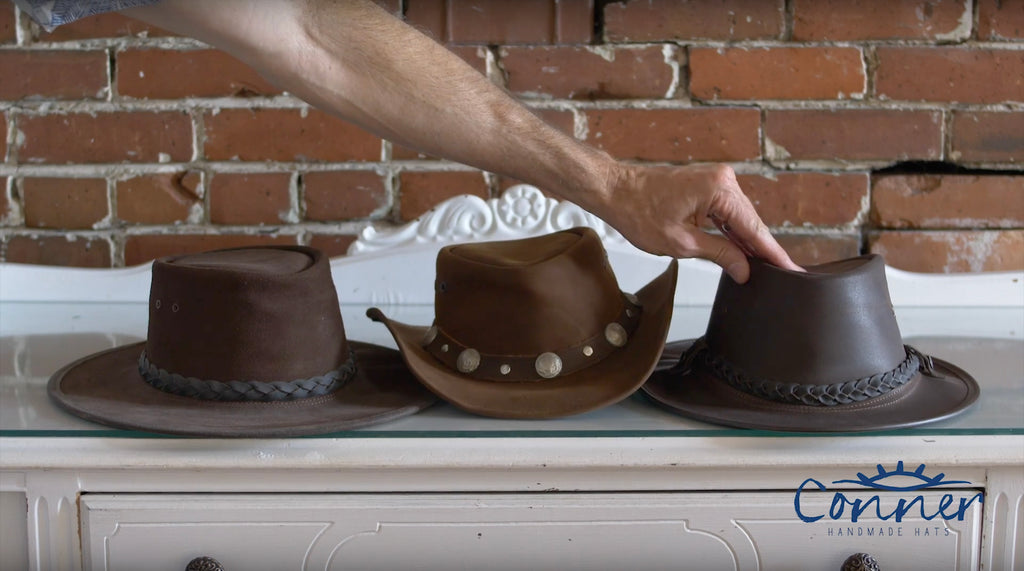 How to Clean a Leather Hat
