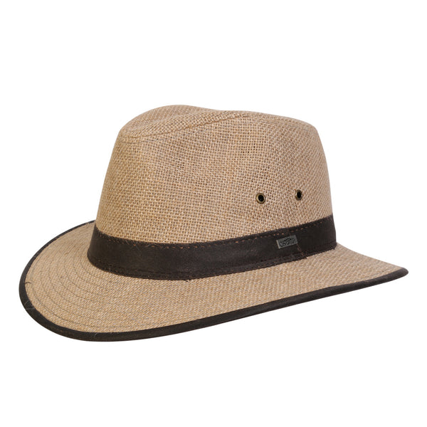 Black Creek Safari Hemp Hat