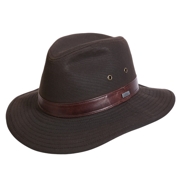 Northern Front Oilskin Hat