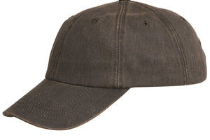 Conner Hats Baseball Caps Brown / One Size 8 Seconds Low Profile Cotton Cap