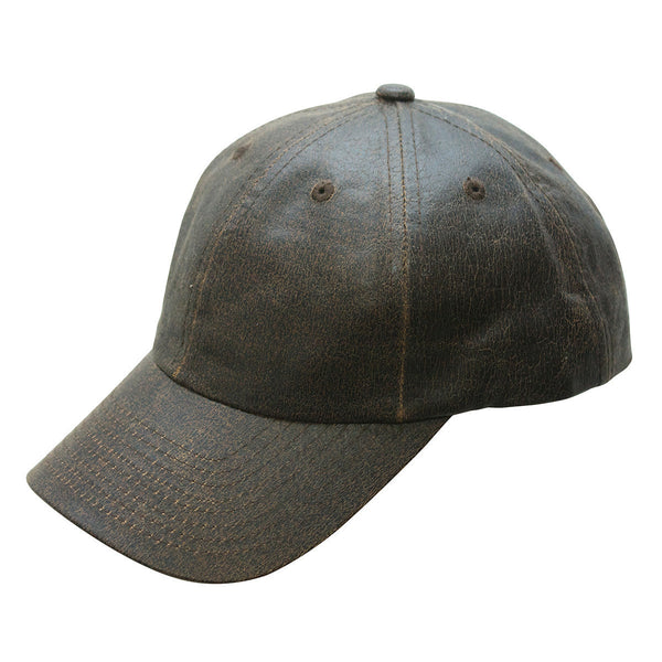 Conner Hats Baseball Caps Brown / One Size Auckland Explorer Cap