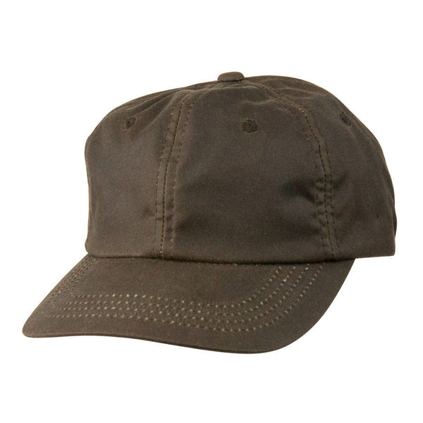 Conner Hats Baseball Caps Brown / One Size Kentucky Waterproof Oiled Cotton Cap