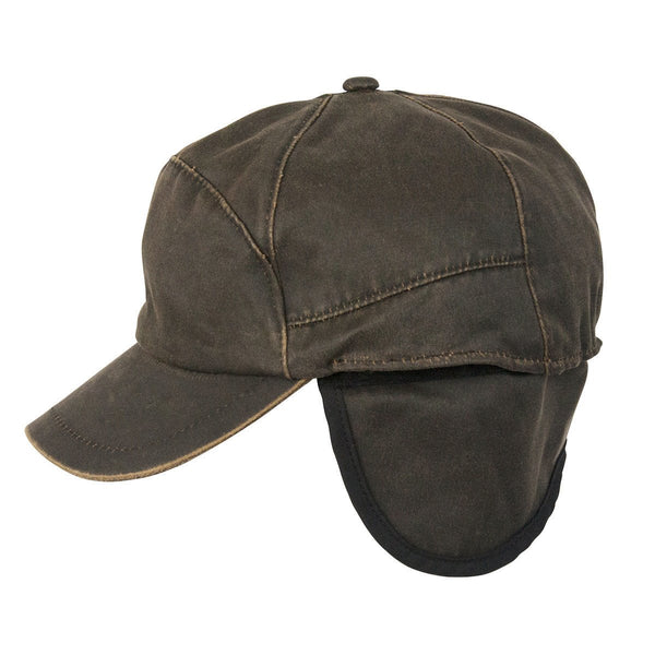 Conner Hats Baseball Caps Brown / Small Lexington Cozy Water Resistant Cap