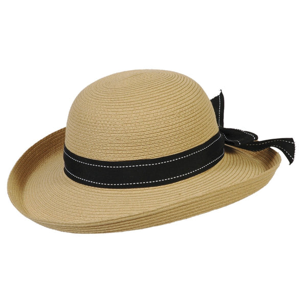 6e839ab3 Conner Hats Beach Hats Toast / One Size Grace Ladies Straw Fashion Hat
