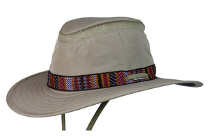 Conner Hats Boating Hats Sand / Small Aztec Boater Recycled Hat