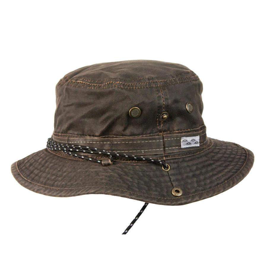 Conner Hats Boating Hats Brown / Small Mountain Ventilated Packer Hat