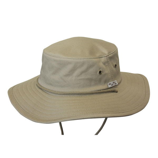 Conner Hats Bucket Hats Khaki / Small Aussie Surf Organic Cotton Hat