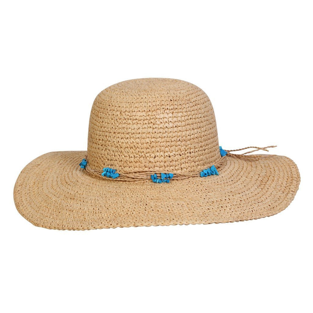 Conner Hats Natural / One Size Crystal Lake Sun Hat