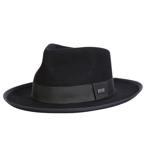 Conner Hats Fedoras Black / Small C1125