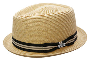 Conner Hats Fedoras Natural / Small/Medium Manchester Toyo Fedora