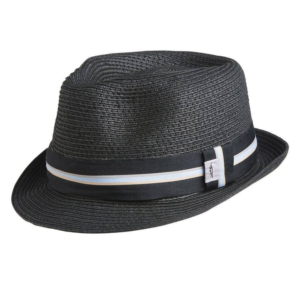 Conner Hats Fedoras Black / Small/Medium Spencer Summer Toyo Fedora