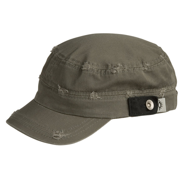 Conner Hats Field Caps Olive / One Size Reuse Organic Cotton Army Fatigue Cap