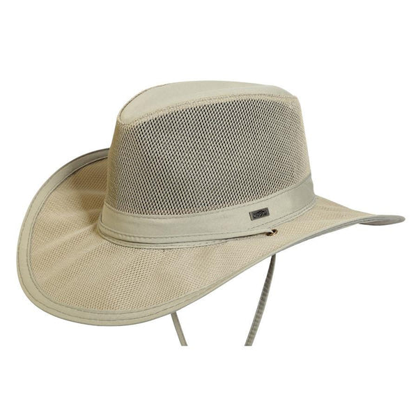 Conner Hats Hiking Hats Khaki / Small Airflow Lightweight Recycled Outdoor Hat