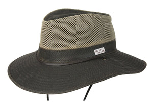 Conner Hats Hiking Hats Brown / Small Mountain Breeze Crushable Hiker Hat
