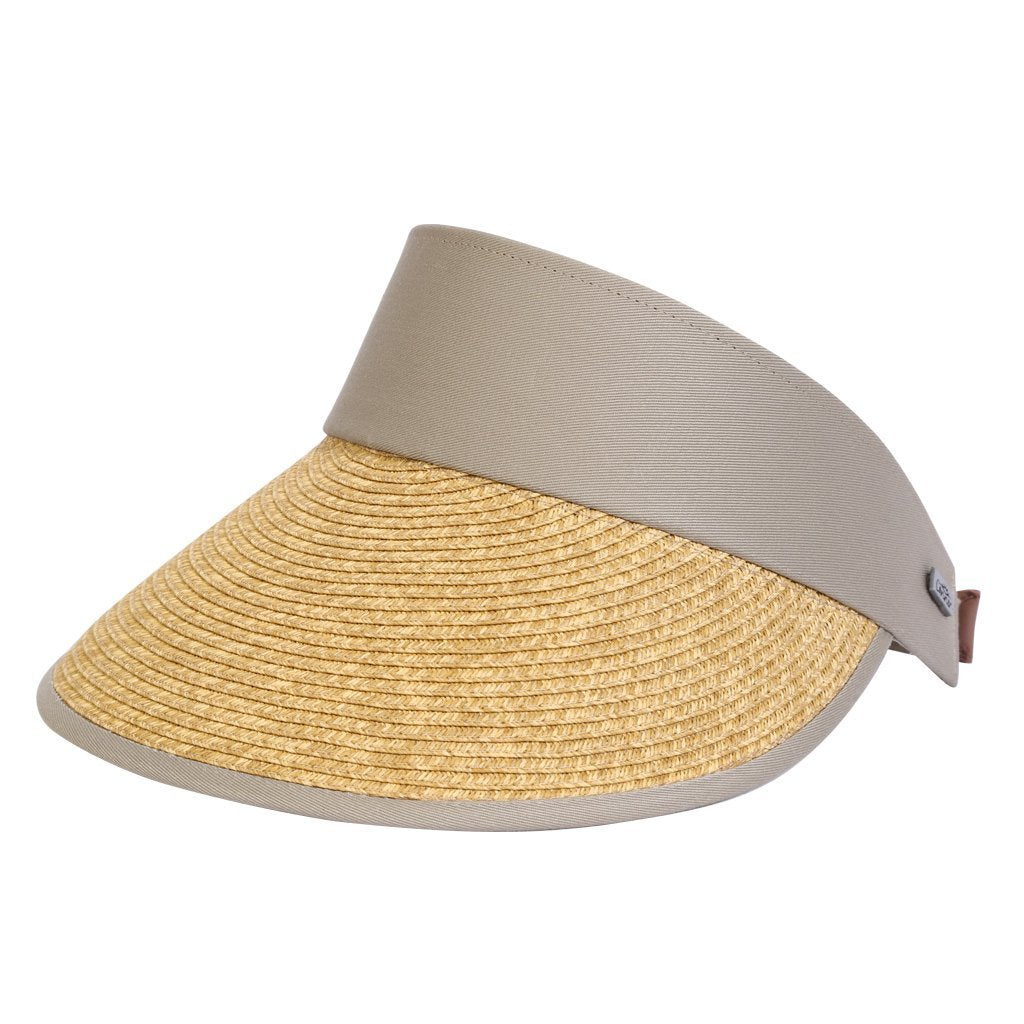 Conner Hats Khaki / One Size Mayfair Sun Visor